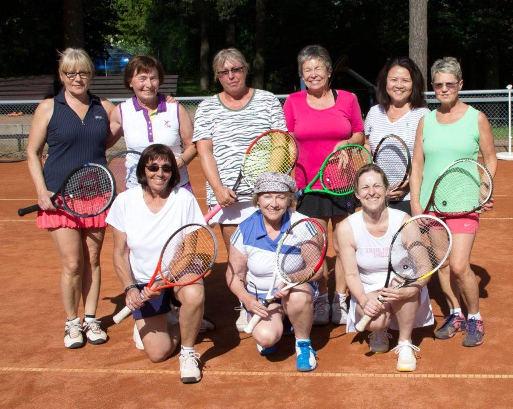 Bericht Damen 50 – Saison 2016