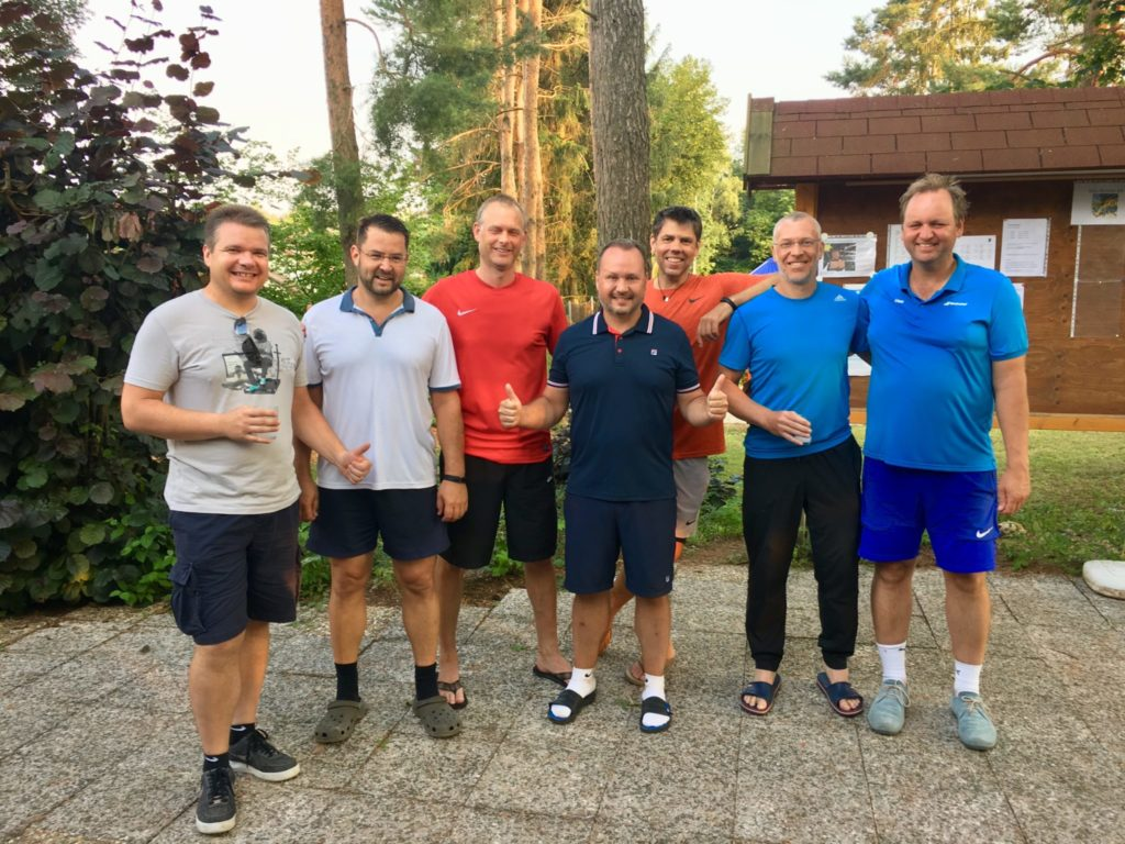 Herren 40: TC Mönsheim – TC Aidlingen 2:7