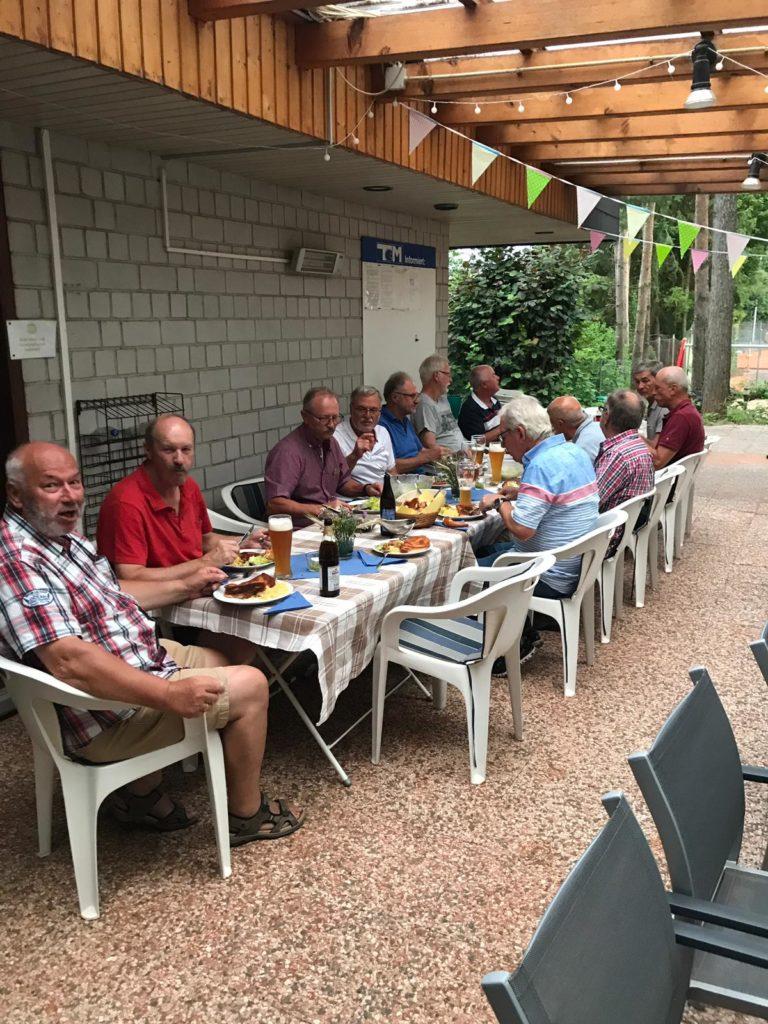 Herren 60: TC Mönsheim 1 – TA SPVGG Weil der Stadt 1  2:7